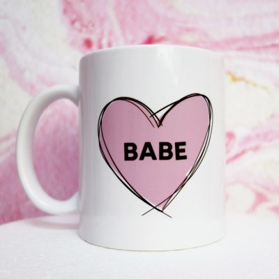Verres & Mugs - Tasse Babe