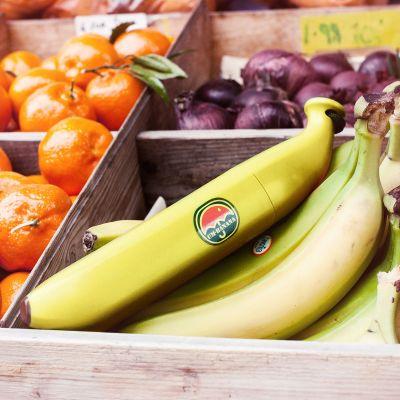 Cadeaux rigolos - Parapluie banane