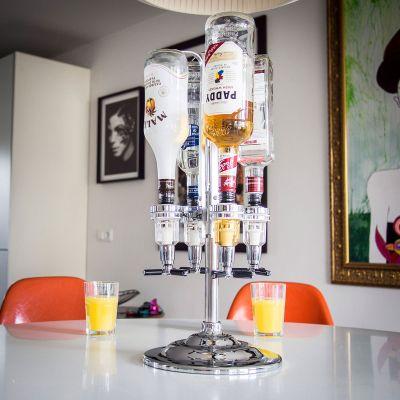 Cadeau couple - Distributeur de boissons LED
