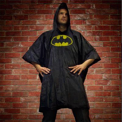 Mardi Gras - Poncho de pluie Batman