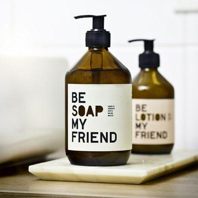 Cadeau maman - Coffret Be My Friend - Savon & Lotion pour le corps