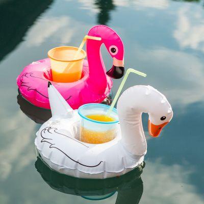 Idées cadeaux parents - Bouées pour boissons Oiseaux - Lot de 3