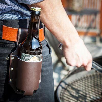 Barbecue - Etui à bière