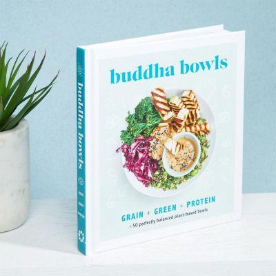 Cadeau 50 ans - Livre de Cuisine Buddha Bowls
