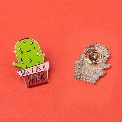 Idées cadeaux pour mettre dans le calendrier de l'avent - Pin's Cactus