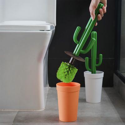 Cadeau anniversaire Homme - Brosse WC - Cactus