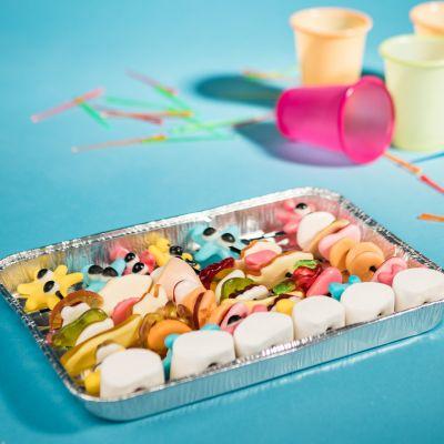 Cadeaux rigolos - Brochettes de Bonbons
