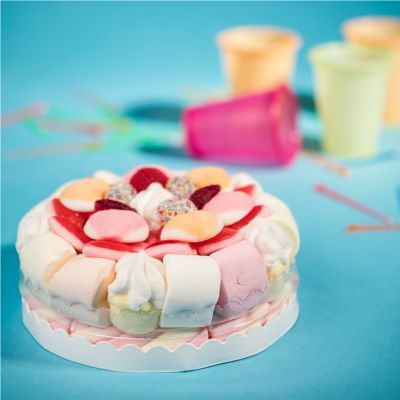 Cadeau 18 ans - Gâteau de Bonbons