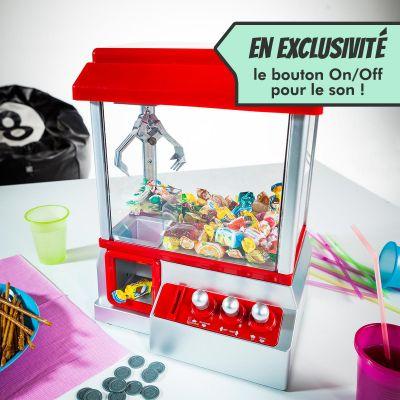 Cadeau frère - Distributeur de bonbons Candy Grabber