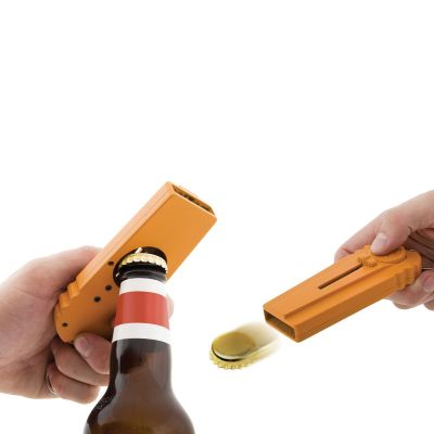 Cadeau anniversaire Homme - Cap zappa - Décapsuleur lance-capsules