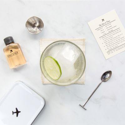 Voyages - Kit de Voyage Carry On Cocktails