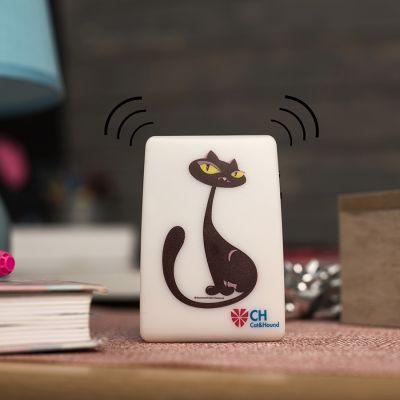 Idées cadeaux parents - Sonnette pour Chat