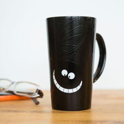 Cadeau maman - Tasse Cheshire Cat Thermosensible