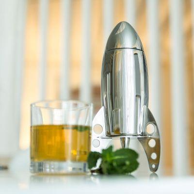 Cadeaux de Noël pour maman - Cocktail Shaker Fusée