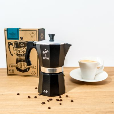 Cadeau papa - Cafetière Italienne - Gentlemen's Hardware