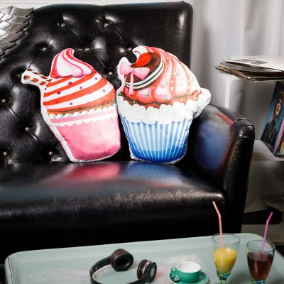 SOLDES - Coussin Cupcake