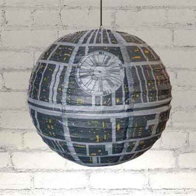 L'univers Star Wars - Abat-Jour Star Wars - Étoile de la Mort