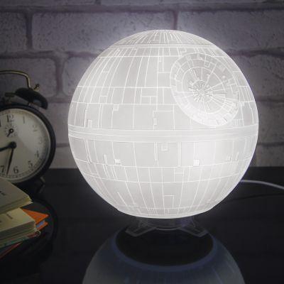 Cadeaux de Noël pour maman - Lampe Etoile Noire Star Wars