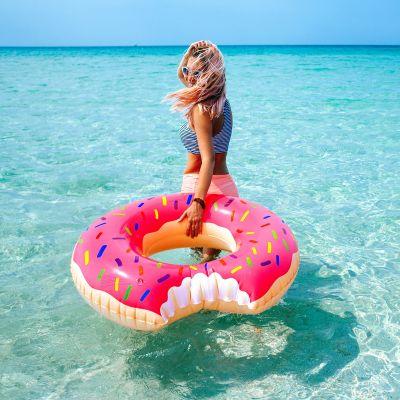 Voyages - La Bouée Géante Donut