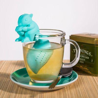 Cadeau 50 ans - Infuseur à thé - écureuil