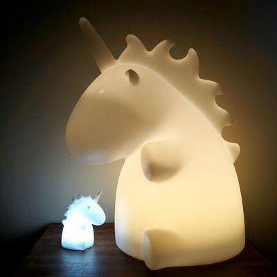 Cadeau 20 ans - Lampe Géante Licorne