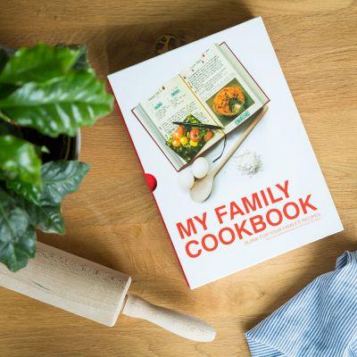 Cadeaux de Noël pour maman - Carnet de Recettes – My Family Cookbook