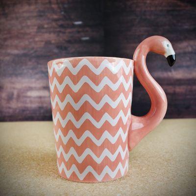 Verres & Mugs - Tasse Flamant