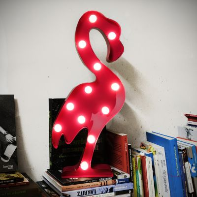 Décoration & Mobilier - Lampe LED Flamant