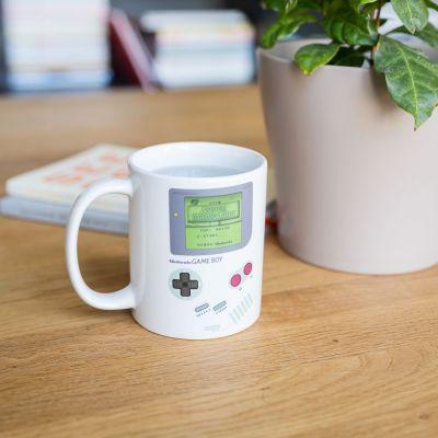 Idées cadeaux pour mettre dans le calendrier de l'avent - Tasse Game Boy thermosensible