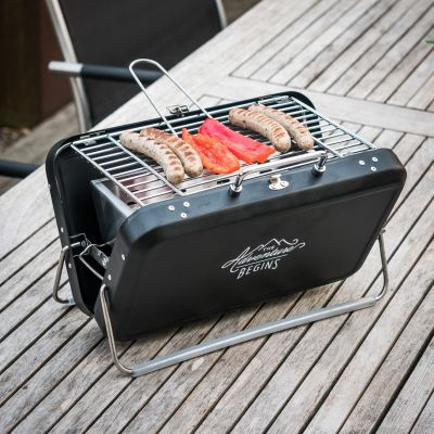 Objets Rétro & Vintage - Valise Barbecue Wild & Wolf