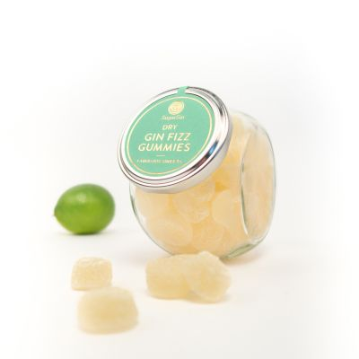 Cadeau maman - Gommes Fruitées - Gin Fizz