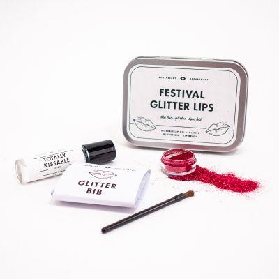 Salle de bains - Kit de Paillettes pour les lèvres