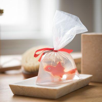 Cadeaux rigolos - Savon Poisson rouge