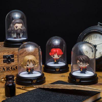 Idées cadeaux pour mettre dans le calendrier de l'avent - Lampes sous cloche Harry Potter