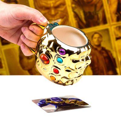 Idées cadeaux pour mettre dans le calendrier de l'avent - Tasse à Forme Avengers Infinity War