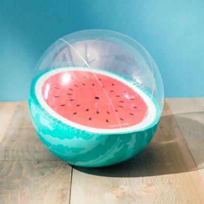 Gadgets d'été - Ballon gonflable Pastèque