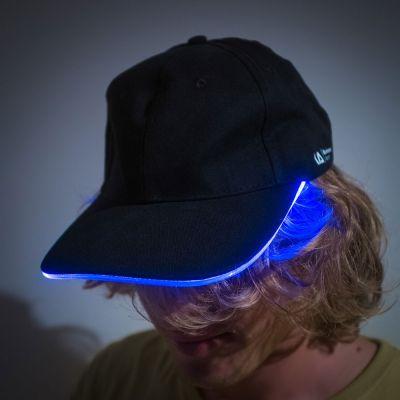 Mardi Gras - Casquette lumineuse LED