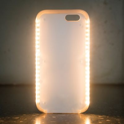 Gadgets & High-Tech - Coque lumineuse Powerbank iPhone 6/6S/7