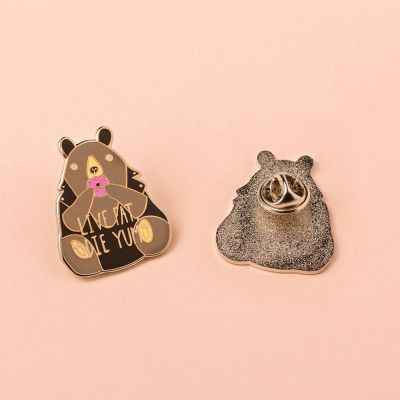 Accessoires - Pin's Ours Live Fat
