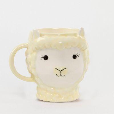 Cadeau 20 ans - Tasse Lama en Céramique