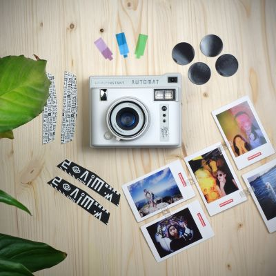 Gadgets & High-Tech - Appareil photo instantané Lomo'Instant Automat