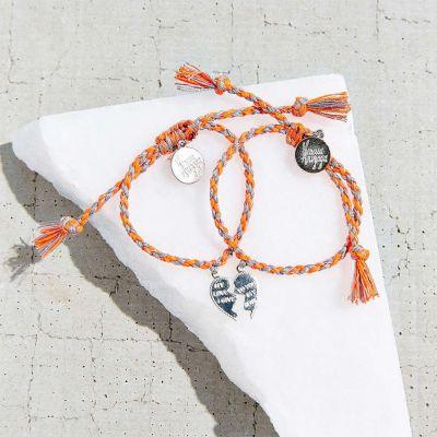 Idées cadeaux pour mettre dans le calendrier de l'avent - Ensemble de Bracelets Made For Each Other