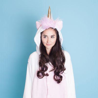 Mardi Gras - Pyjama Licorne