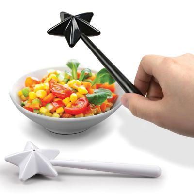 Cadeau Pâques - Salière et poivrière baguette magique