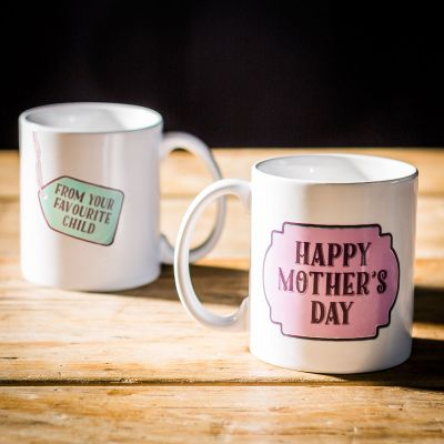 Idée cadeau femme - Tasse Happy Mother's Day