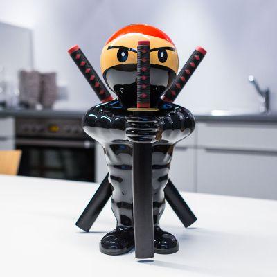 Cadeau pour son copain - Bloc de Couteaux Ninja