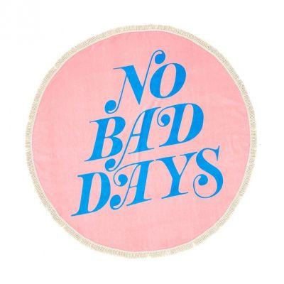 Nouveautés - Serviette de Plage Géante No Bad Days