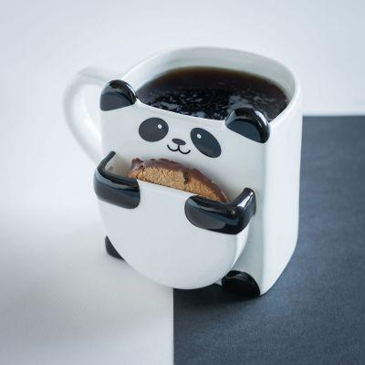 Cadeau maman - Tasse Panda Biscuit