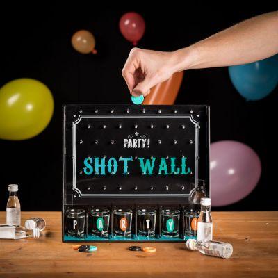 Cadeau d'Halloween - Jeu à boire Shot Wall