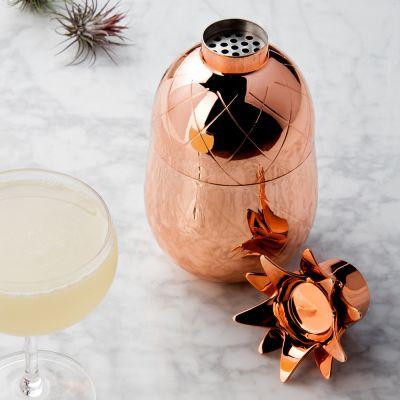 Cadeau fête des mères - Shaker à cocktails Ananas